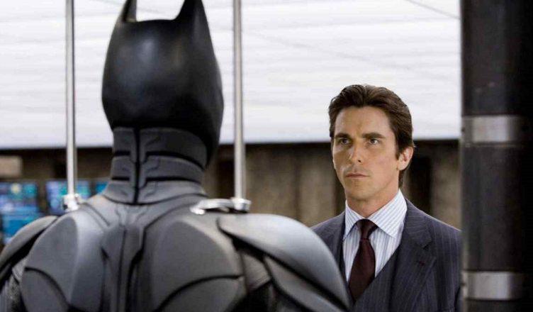 Batman e bruce wayne