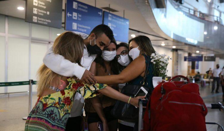 saudade e pandemia